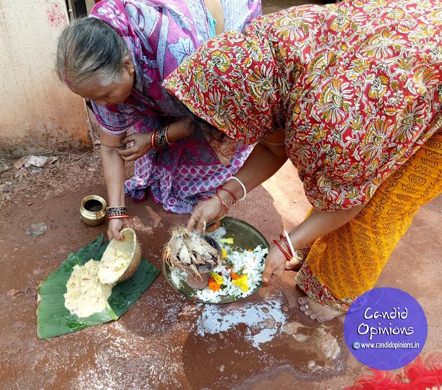 Chaitra Mangalabara Osha