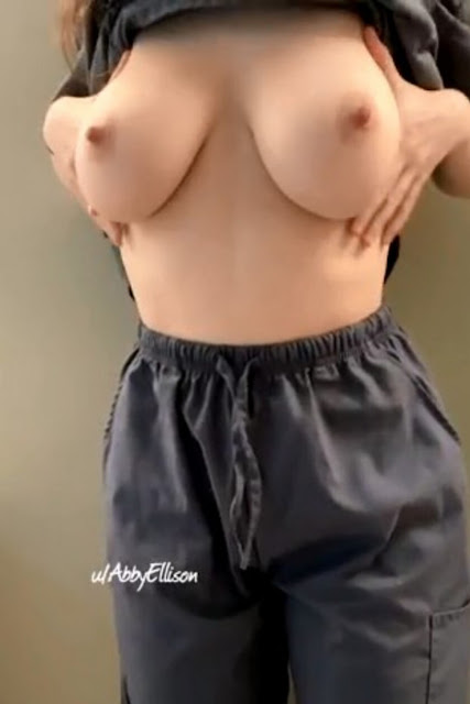 big boobs reveal big nipples nurse