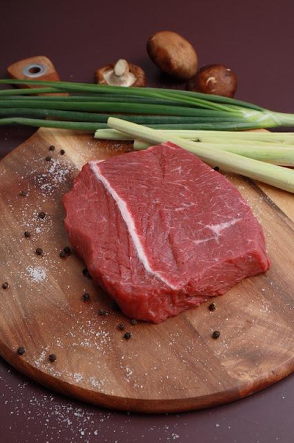 Aust Beef Blade Block