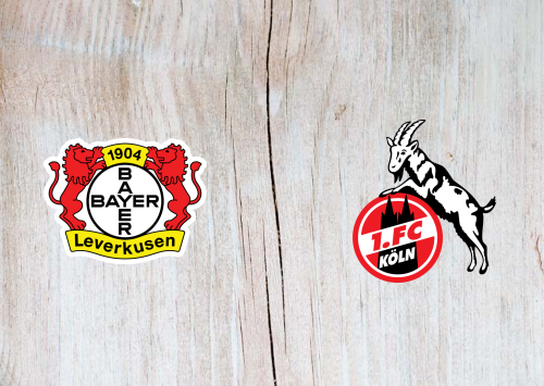 Bayer Leverkusen vs Köln -Highlights 17 April 2021