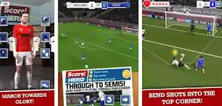 games sepakbola offline terbaik soccer! hero