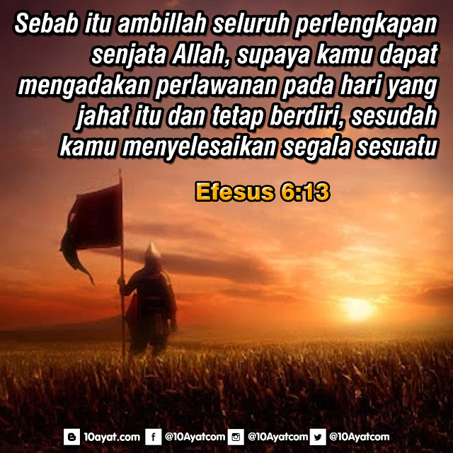 Efesus 6:13