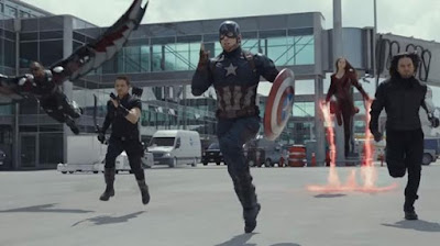 Captain America: Civil War, Bersatu Teguh Bercerai Runtuh