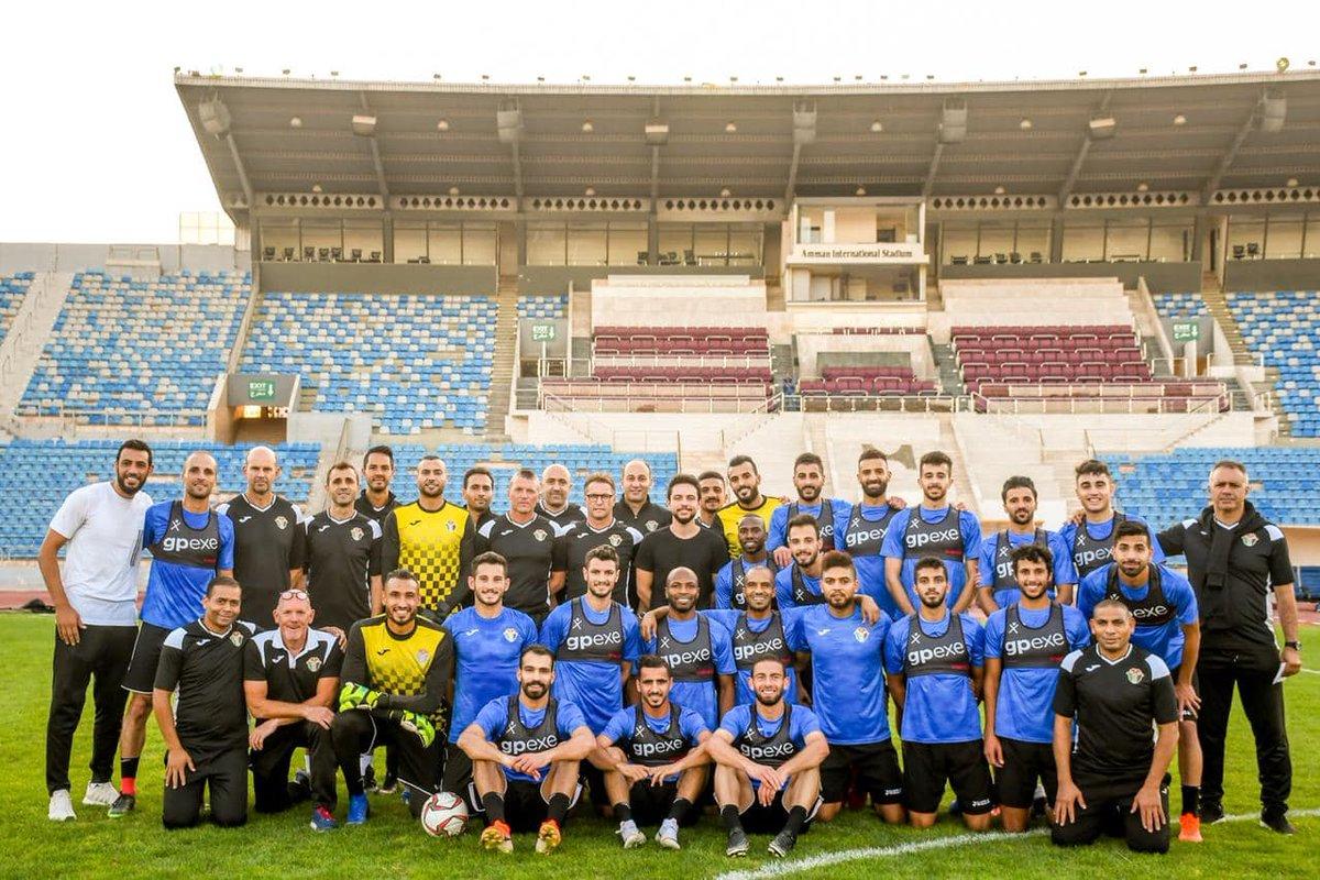 نتيجة مباراة الأردن وباراجواي اليوم الثلاثاء 10/09/2019 الودية