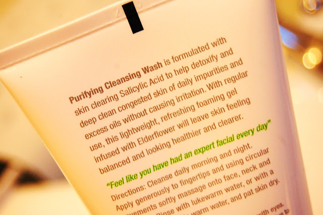 Super Facialist Purifying Cleansing Wash: The Review