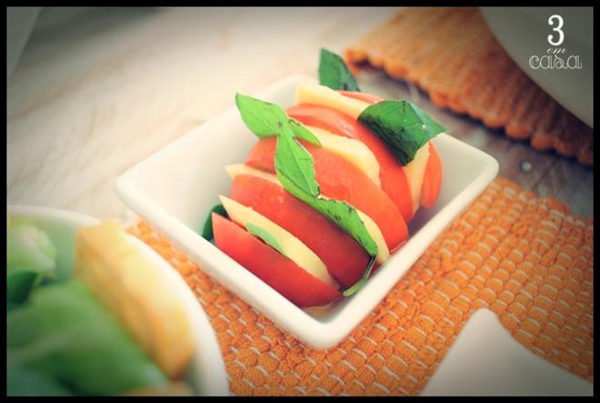 mesa almoço de domingo saudável
