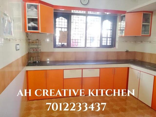 Modular Kitchen Designs With Prices | AH creative