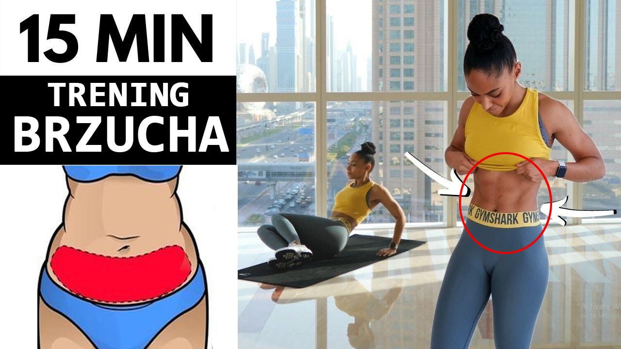 15-minutowy trening na dolne mięśnie brzucha
