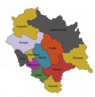 हिमाचल प्रदेश सामान्य ज्ञान -पूर्ण राज्य का दर्जा