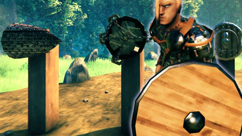 Shields in Valheim are way too strong - these are the reasons