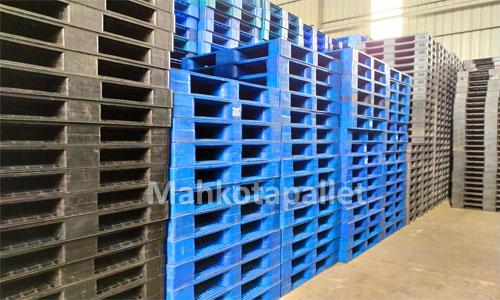 Pallet Plastik Heavy Duty Bekas Ready Stock