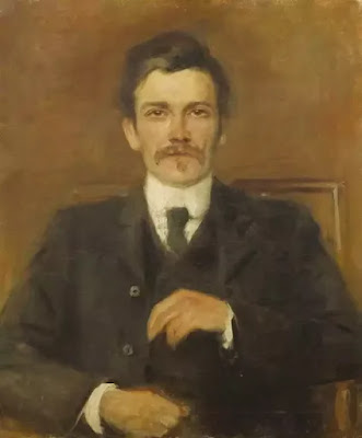 Synge's genius is seen in both comedy and tragedy, though he is more at home in the latter.