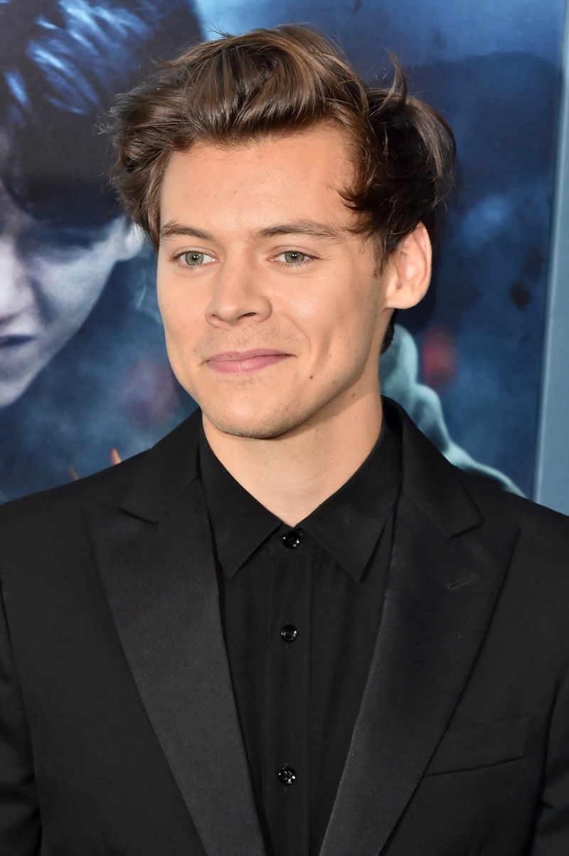 Harry Styles at the New York 'Dunkirk' premiere