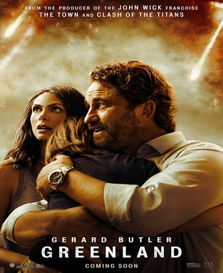 Greenland 2020 English 720p HDCAM Watch Online Full Movie Download