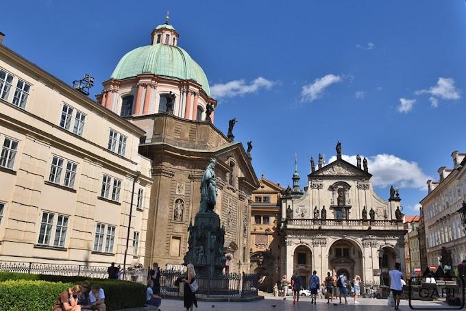 Leniwy weekend w Pradze