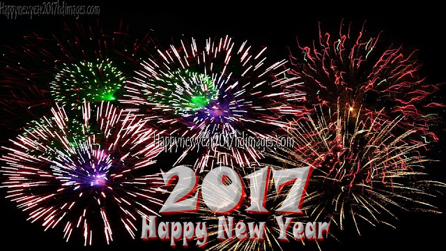 Happy New Year 2017 Fireworks Pictures Download Free