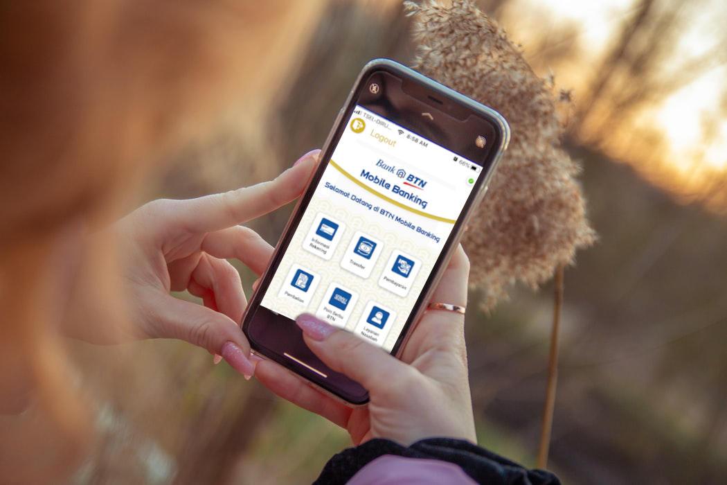 Cara Transfer Antar Bank menggunakan Mobile Banking BTN