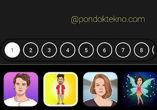 Cara Membuat Foto Kartun di Aplikasi Toon App
