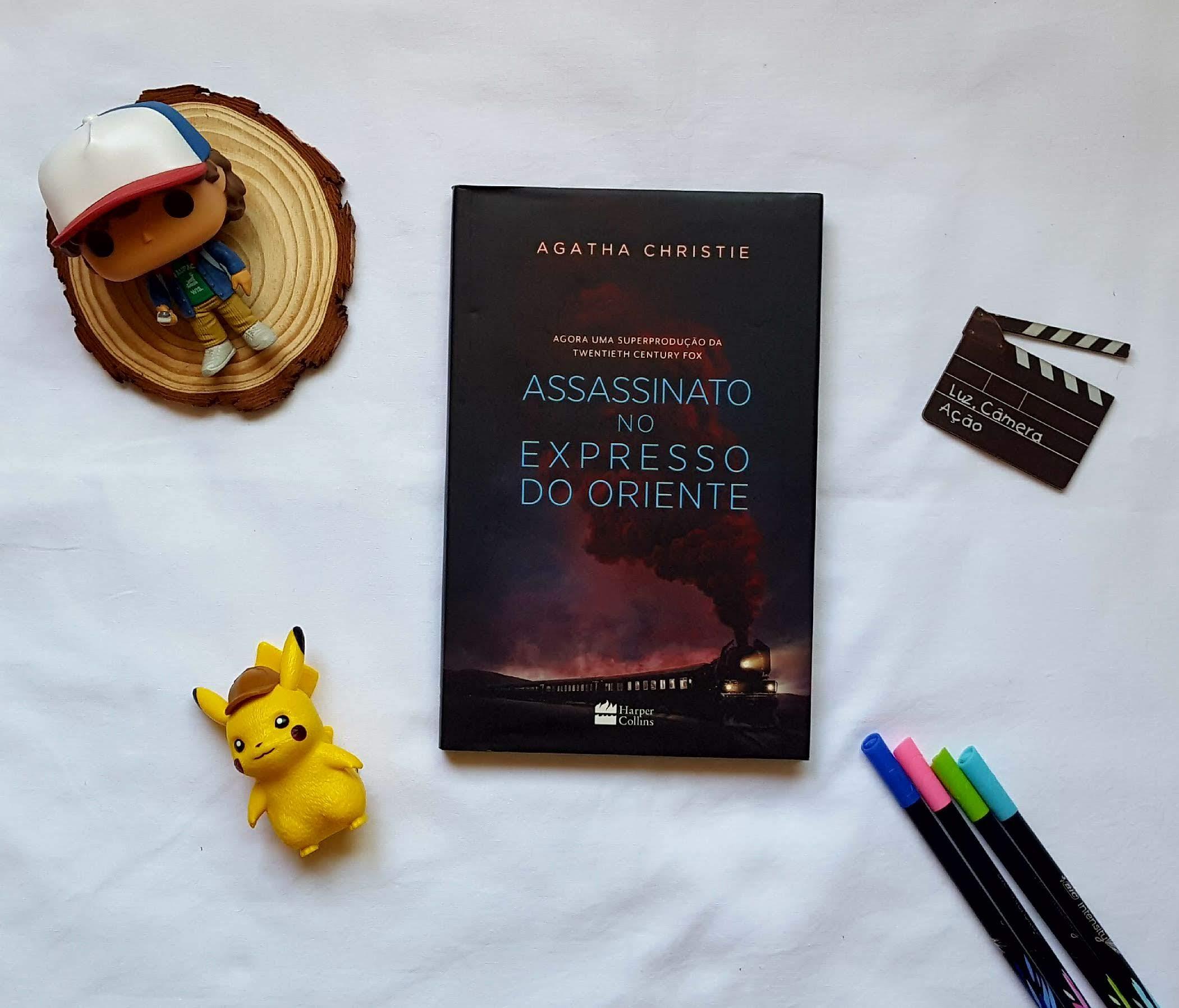 Assassinato no Expresso Oriente   Agatha Christie
