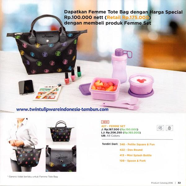New Product 2016, Femme Set