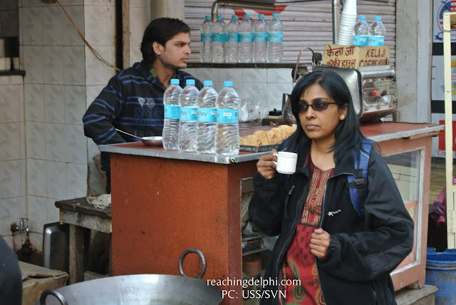 Agra, Coffee, Masala Chai, Tea