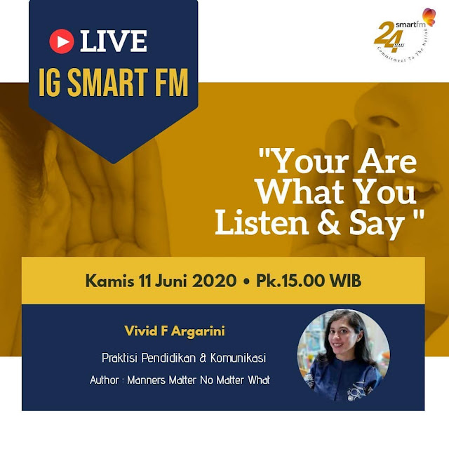 vivid argarini smart radio you are what you listen and say