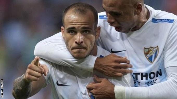 Sandro Ramirez: Everton sign Spanish striker from Malaga