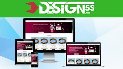 Mẫu Giao Diện Website Bán Hàng Hiệu Ứng Animation Chuyên Nghiệp