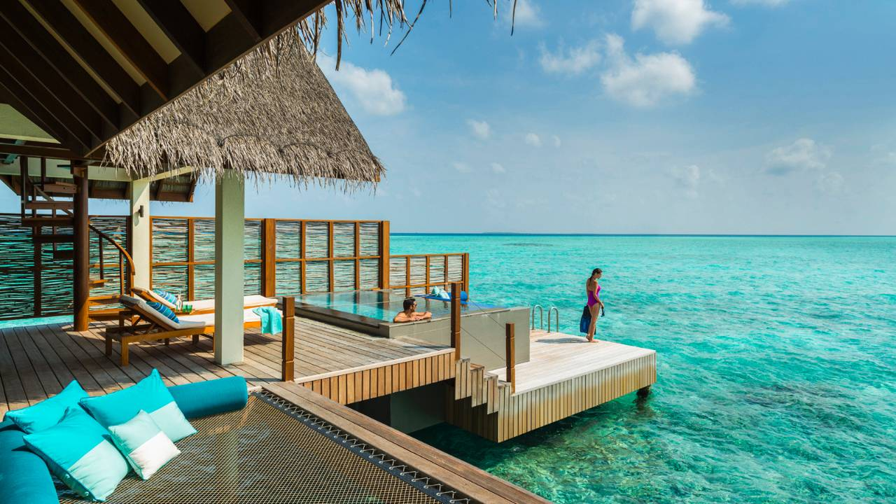 Luxury Hotel Stay in the Maldives