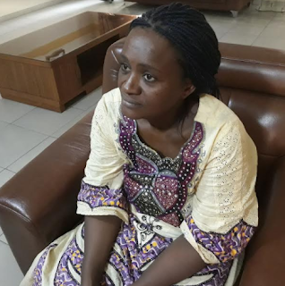 """Photos: """"They told me that they had killed several of their victims who refused to cooperate""""-Wife of Shell staff kidnapped in Rivers,recounts her ordeal"""