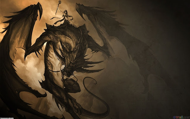 4K-HD-Black-Dragon-Wallpaper-For-Mobile-and-iPhone