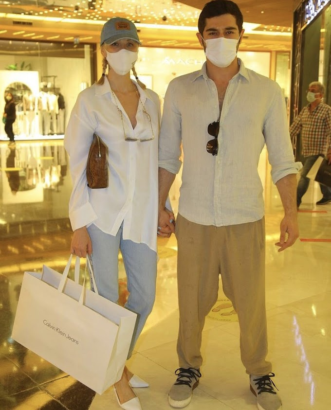 Burak Deniz and Didem Soydan are getting married?