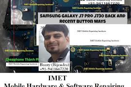 Samsung Galaxy J7 Pro J730G Back And Recent Keys Ways - IMET Mobile