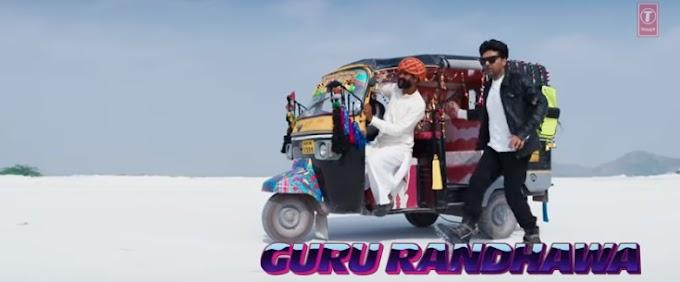 सूरमा सूरमा (Surma Surma) Song lyrics by guru Randhawa in hindi