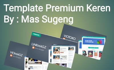 Template premium keren by mas sugeng