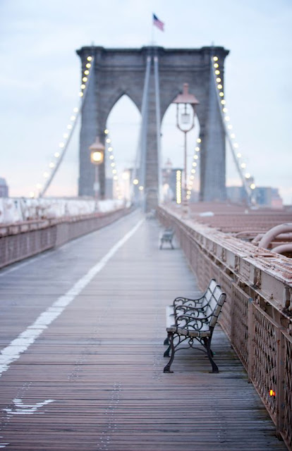 Waiting at the bridge. Photo by Moeys Photography on Flickr {Cool Chic Style Fashion}