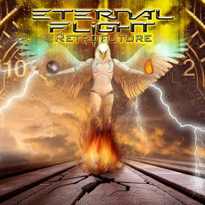 "Eternal Flight - ""Poison"" (video) from the album ""Retrofuture"""