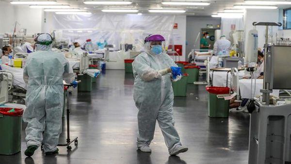 España confirma 605 nuevas muertes por coronavirus en 24 horas