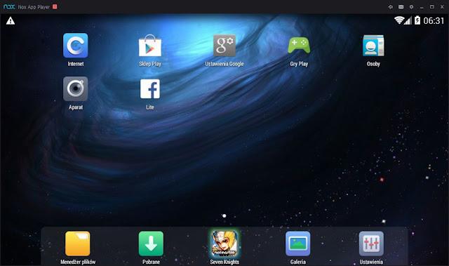 Descargar Nox App Player Mega y Mediafire