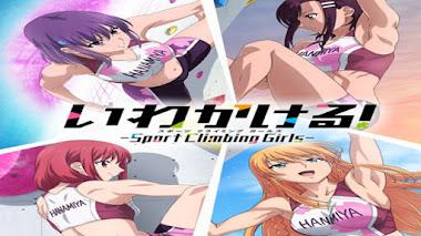 Iwa Kakeru! Sport Climbing Girls 03/12 [Sub-Español][MEGA-MF-GD][HD-FullHD][Online]