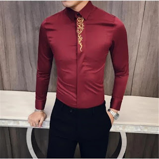 Stylish Retro Men Shirts