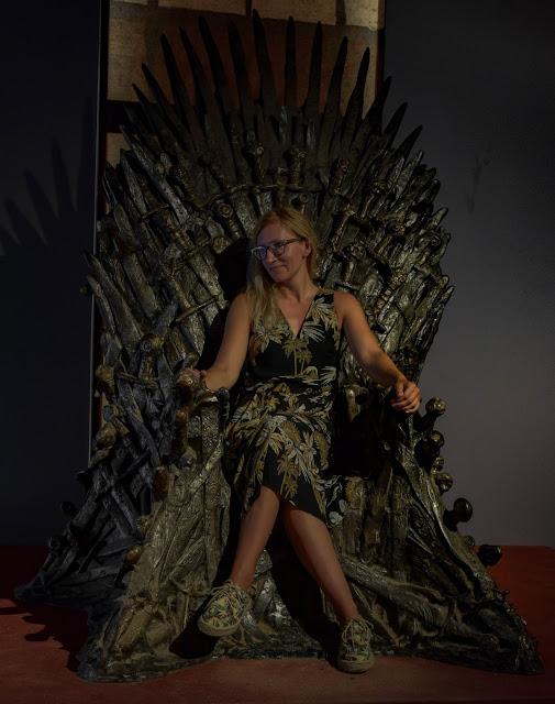 der eisene thron auf der insel lokrum games of thrones