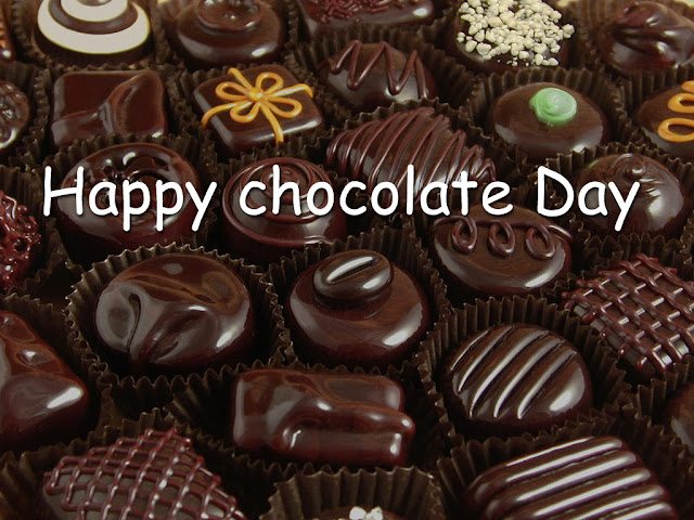 Happy Chocolate Day SMS Wishes Message Quotes HD Images Wallpapers & Greetings Cards