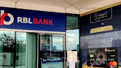 RBL Bank Customer id by Visiting Bank