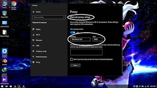 Cara Tethering Http Injector, Http Custom atau Aplikasi VPN Lainnya ke PC/Laptop Tanpa Root