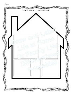 Life at Home Printables