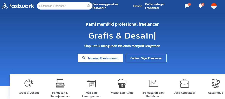 Pengalaman Order Jasa di Situs Fastwork.id
