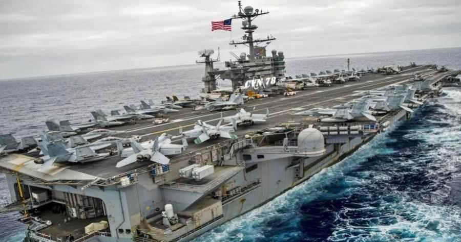Ιράν μπορεί να βυθίσουμε πολεμικά σκάφη στην περιοχή του Κόλπου χρησιμοποιώντας «μυστικά όπλα»