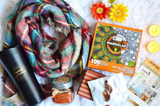 My Review Love!!: Peaches & Petals - It's all about Fall, Pumpkin Spice & Everything Nice! #CouponCode