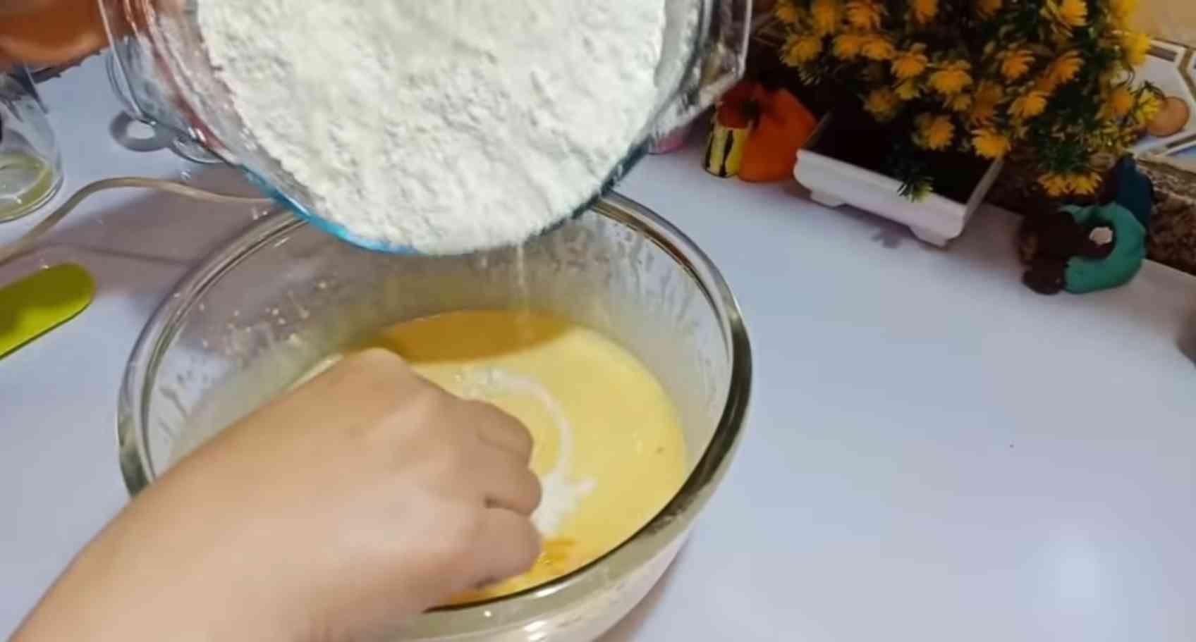 طريقة تحضير كيكة البرتقال بطريقة الشيف فاطمة أبو حاتي